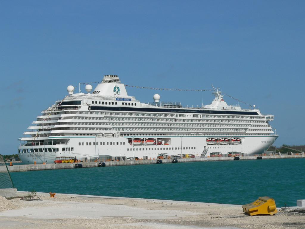 Crystal Serenity6 Star Luxury Ship