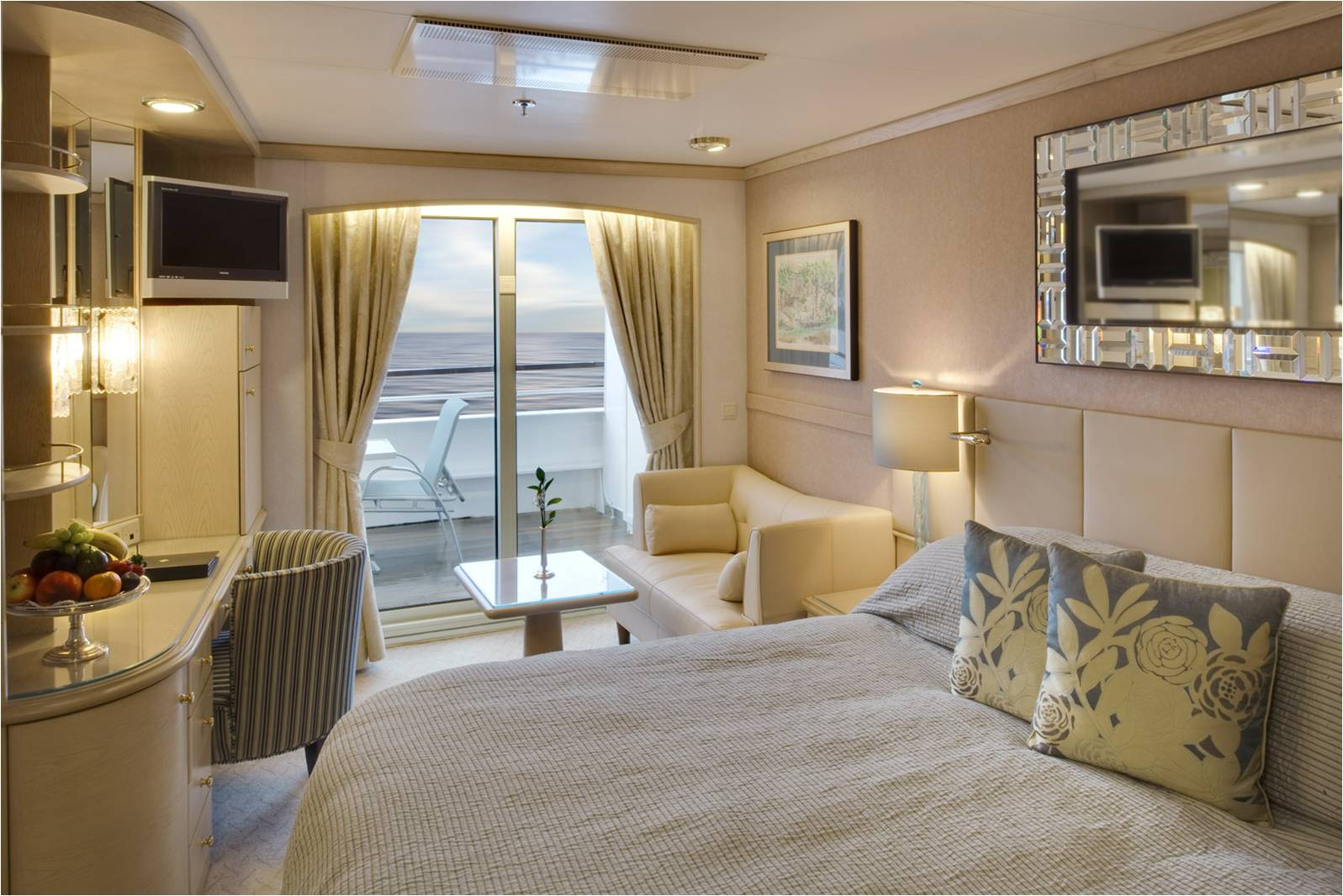 picking your cabin make your cruise perfect tom baker On balcony stateroom