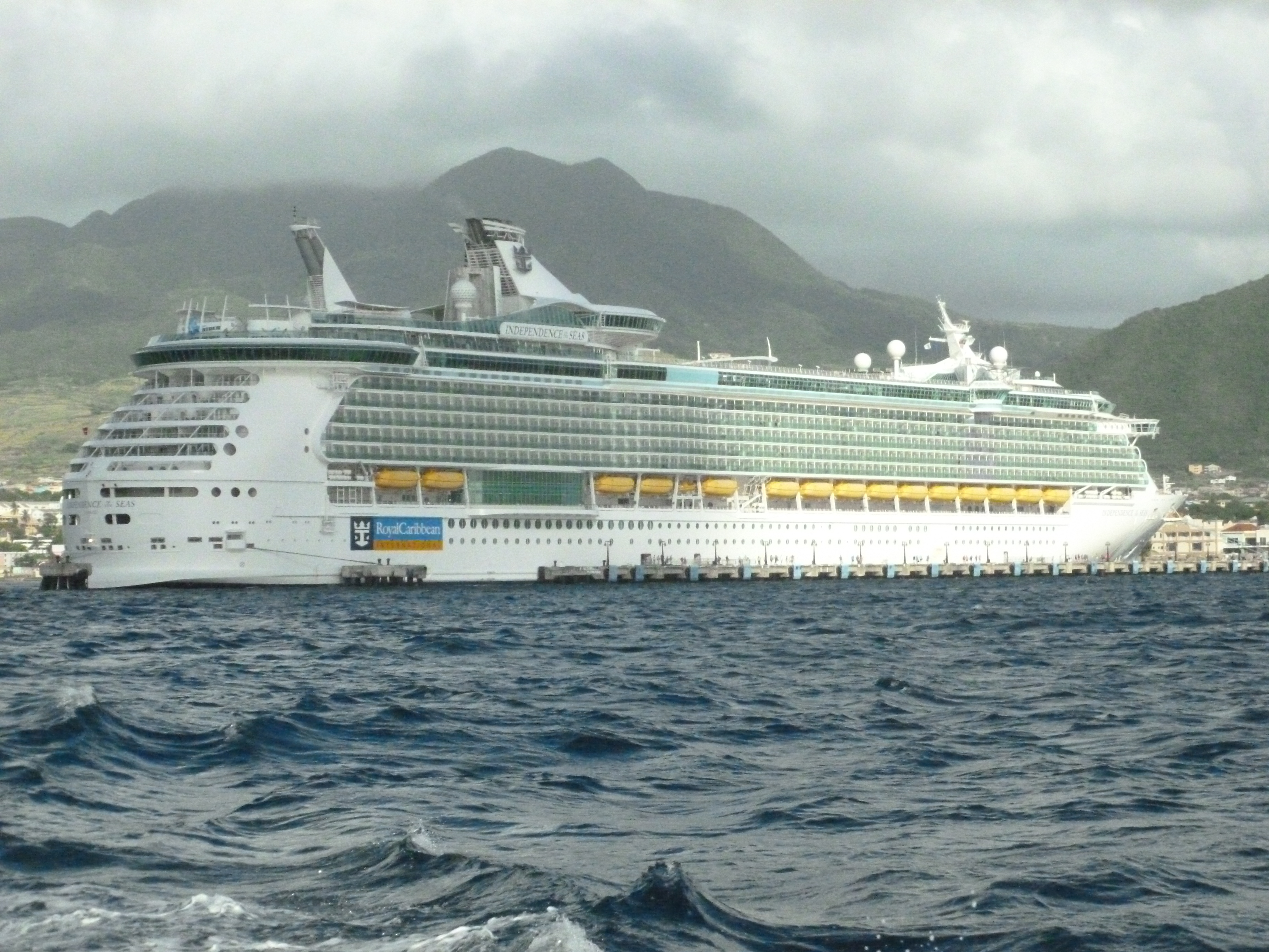 BIG SHIPIndependence Of The Seas Tom Baker Cruises Blog - Cruise ship independence